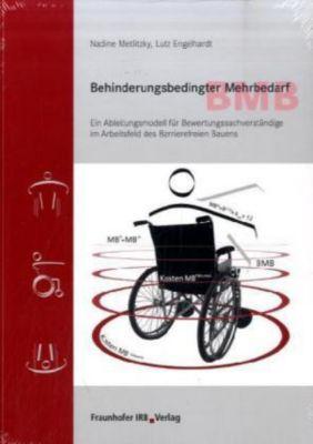 Behinderungsbedingter Mehrbedarf BMB, Nadine Metlitzky, Lutz Engelhardt