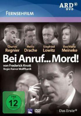 Bei Anruf...Mord!, DVD, Frederick Knott, Helmut Pigge, Rainer Wolffhardt