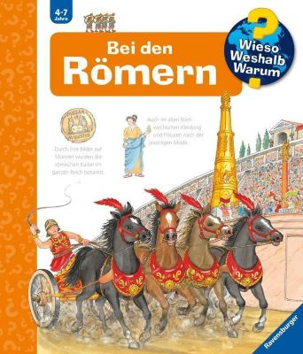Bei den Römern, Andrea Erne
