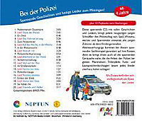 Bei der Polizei, 1 Audio-CD - Produktdetailbild 1