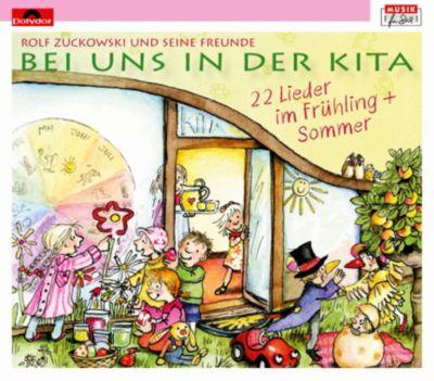 Bei uns in der Kita - 22 Lieder im Frühling & Sommer, Rolf Zuckowski