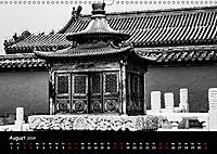 Beijing - monochrom (Wandkalender 2019 DIN A3 quer) - Produktdetailbild 8
