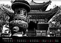 Beijing - monochrom (Wandkalender 2019 DIN A3 quer) - Produktdetailbild 12