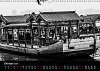 Beijing - monochrom (Wandkalender 2019 DIN A3 quer) - Produktdetailbild 10