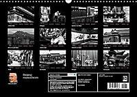 Beijing - monochrom (Wandkalender 2019 DIN A3 quer) - Produktdetailbild 13