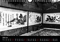 Beijing - monochrom (Wandkalender 2019 DIN A4 quer) - Produktdetailbild 7