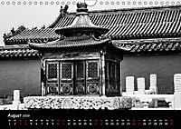 Beijing - monochrom (Wandkalender 2019 DIN A4 quer) - Produktdetailbild 8