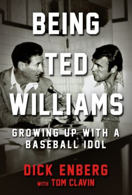 Being Ted Williams, Dick Enberg