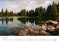bekannte und unbekannte Gewässer in Südtirol (Wandkalender 2019 DIN A3 quer) - Produktdetailbild 6