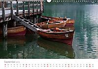 bekannte und unbekannte Gewässer in Südtirol (Wandkalender 2019 DIN A3 quer) - Produktdetailbild 9