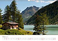 bekannte und unbekannte Gewässer in Südtirol (Wandkalender 2019 DIN A3 quer) - Produktdetailbild 3