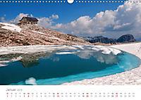 bekannte und unbekannte Gewässer in Südtirol (Wandkalender 2019 DIN A3 quer) - Produktdetailbild 1
