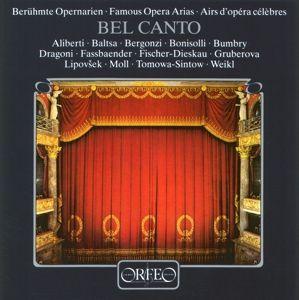 Bel Canto:Orfeo/Entführung/Freischütz/Trovatore/+, Aliberti, Baltsa, Bumbry, Moll