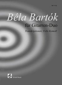 Béla Bartók für Gitarren-Duo - Béla Bartók pdf epub