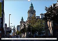 Belfast (Wandkalender 2019 DIN A3 quer) - Produktdetailbild 5