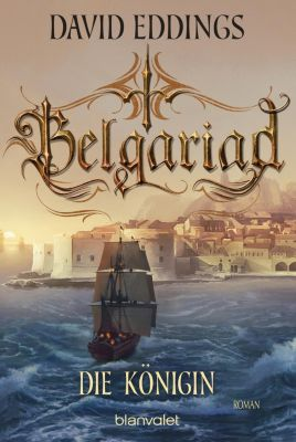 Belgariad - Die Königin - David Eddings pdf epub