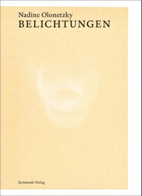 Belichtungen - Nadine Olonetzky pdf epub