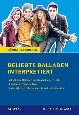 Beliebte Balladen interpretiert - Wolfhard Keiser |