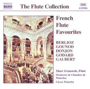 Beliebte Französische Flötenwerke, Marc Grauwels, Waterloo Kammerorchester