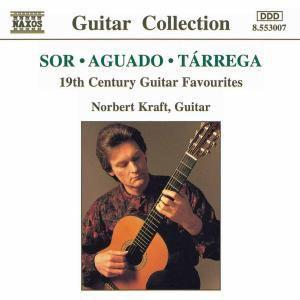 Beliebte Gitarrenstücke des 19. Jahrhunderts, Norbert Kraft