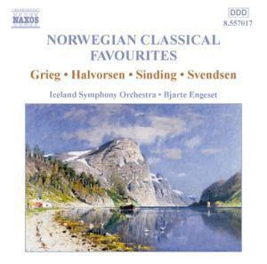 Beliebte Norwegische Klassik, Bjarte Engeset, Iceland So