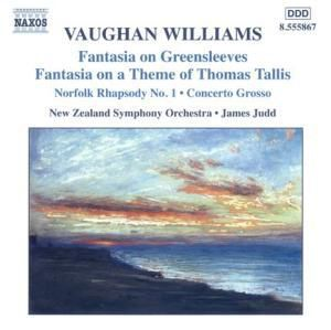 Beliebte Orchesterwerke, James Judd, New Zealand So