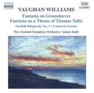 Beliebte Orchesterwerke, James Judd, New Zealand So, New Zealand Symphony Orchestra