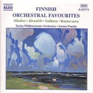 Beliebte Orchesterwerke finnischer Komponisten, Jorma Panula, Turku Po