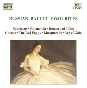 Beliebte Russische Ballette, Diverse Interpreten