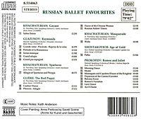 Beliebte Russische Ballette - Produktdetailbild 1