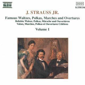 Beliebte Walzer, Polkas, Märsche und Ouvertüren Vol. 1, Diverse Interpreten