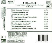 Beliebte Walzer, Polkas, Märsche und Ouvertüren Vol. 1 - Produktdetailbild 1