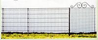 belisssa Teichzaun Ambiente 116/80 cm, 1 Stück - Produktdetailbild 1