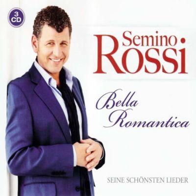 Bella Romantica - Seine schönsten Lieder (3CD-Box), Semino Rossi