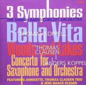Bella Vita/Woods And Lakes/+, Anisette, Thomas-Clausen-Trio