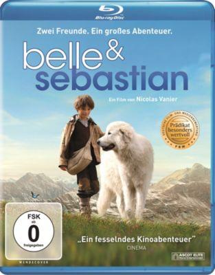 Belle & Sebastian, Juliette Sales, Fabien Suarez, Nicolas Vanier