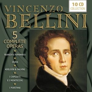 Bellini: 5 Complete Operas, Vincenzo Bellini