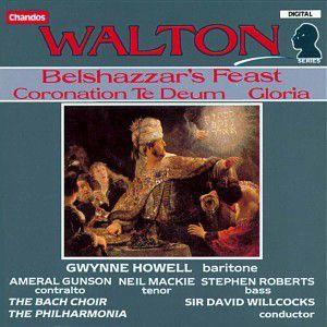 Belshazzars Feast/coronation, Bach Ch., Will, Pol