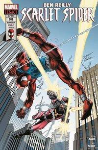 Ben Reilly: Scarlet Spider, Peter David, Will Sliney, Andre Lima Araujo