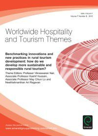 Benchmarking innovations and new practices in rural tourism development