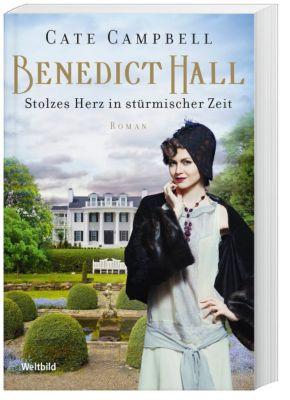 Benedict Hall - Stolzes Herz in stürmischer Zeit, CATE CAMPBELL