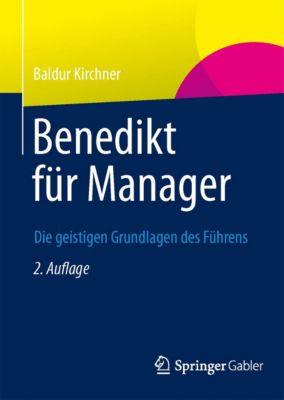 Benedikt für Manager, Baldur Kirchner