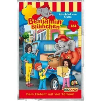 Benjamin Blümchen - Abschied von Stella, 1 Cassette, Benjamin Blümchen