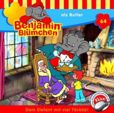 Benjamin Blümchen als Butler, Elfie Donnelly