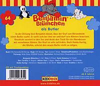 Benjamin Blümchen als Butler - Produktdetailbild 1