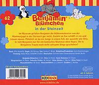 Benjamin Blümchen Band 62: Benjamin Blümchen in der Steinzeit (1 Audio-CD) - Produktdetailbild 1