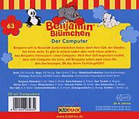 Benjamin Blümchen Band 63: Der Computer (1 Audio-CD) - Produktdetailbild 1