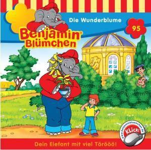 Benjamin Blümchen Band 95: Die Wunderblume (1 Audio-CD), Benjamin Blümchen