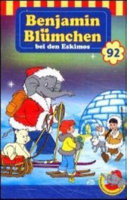 Benjamin Blümchen bei den Eskimos, 1 Cassette, Elfie Donnelly