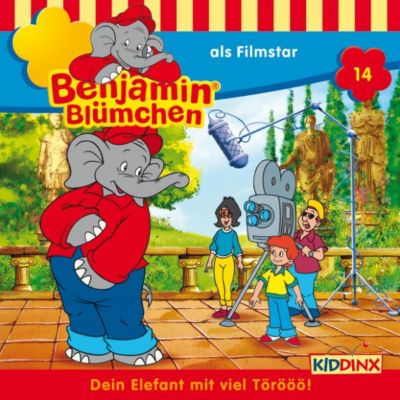 Benjamin Blümchen: Benjamin Blümchen - ... als Filmstar, Elfie Donnelly